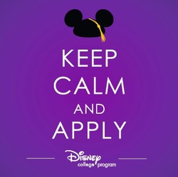 Applying for the Disney College Program